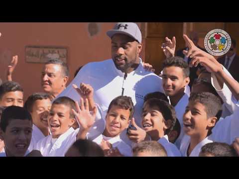 Judo for kids - Morocco Orphanage