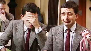 MATHS Test | Funny Clips | Mr Bean Official