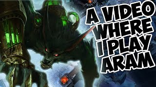ARAM (League of Legends Funny Moments)