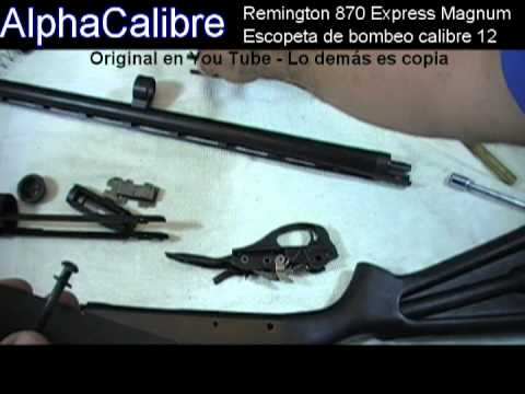 Remington 870 express activation code