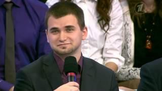 Первый канал: Эксперт ИЦКБ «прочитал» Порошенко и Коломойского в прямом эфире Первого канала