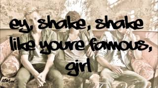 The Vamps - Vegas Girl (w/Lyrics)