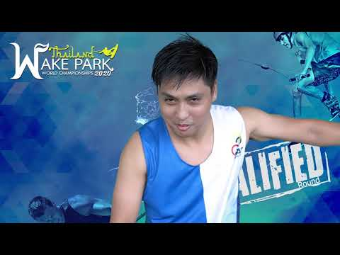 Wirun Saepow - Amateur Men Wakeboard
