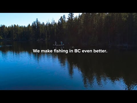 Freshwater Fisheries Society Of BC: Your Licence Dollars At Work