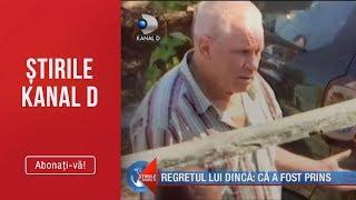 Stirile Kanal D (08.10) - Detalii infioratoare! Regretul lui Dinca: CA A FOST PRINS! Editie de seara