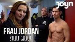 FRAU JORDAN STELLT GLEICH Review, Kritik, Trailer & Interview mit Katrin Bauerfeind | Joyn Serie