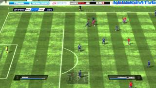 FIFA 11 || France - Espagne || Commentary FR