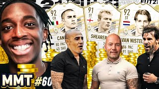 TESTING DIFFERENT ICONS VS THE WEEKEND LEAGUE!🏆💰  S2- MMT #60