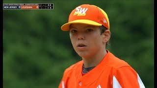 LLWS 2019 Elimination Game - New Jersey vs Louisiana