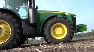 Die stärksten Standardschlepper: top agrar testet die 300 PS-Klasse