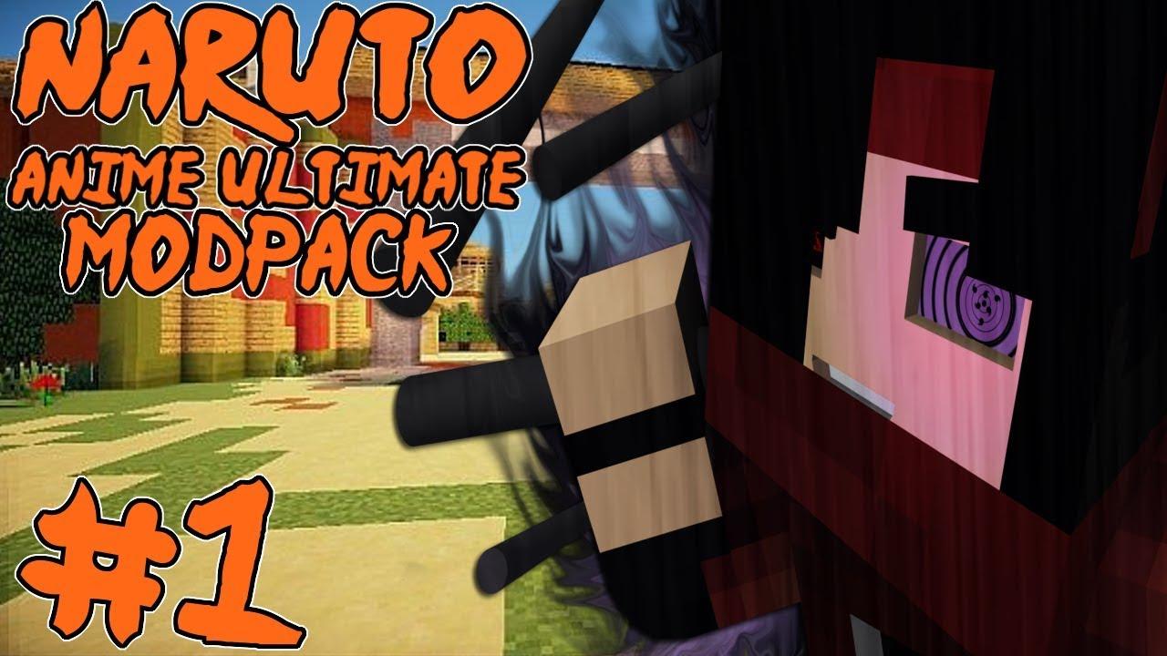 JINCHUURIKI REBORN Naruto Anime Ultimate Modpack Episode 1