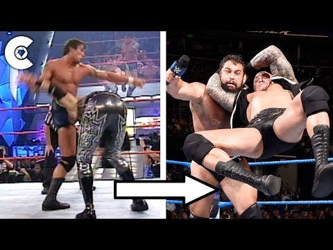 10 Wrestlers' Forgotten Finishing Moves