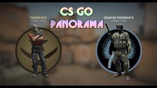 ???? CS-GO Aktualizacja panorama juz dostepna ! #na żywo - Na żywo