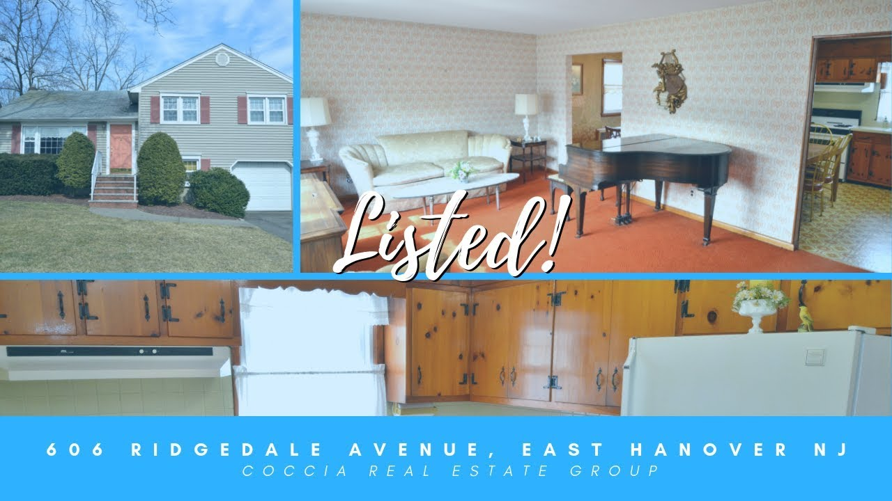 606 Ridgedale Ave. | Homes for Sale East Hanover, NJ