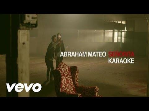 Abraham Mateo - Señorita (KARAOKE)