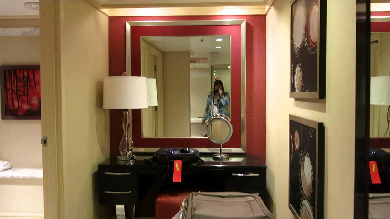 Mirage One Bedroom Tower Suite Youtube