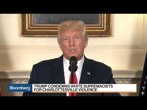 Trump Calls Out White Supremacists Amid Backlash