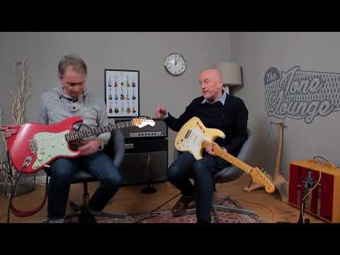 Fender Eric Johnson Thinline Strat Demo