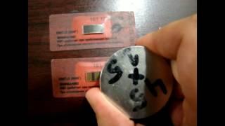 Как обойти антимагнитную пломбу (наклейку) на электросчетчике (видео) — Электронный-электросчетчик.рус