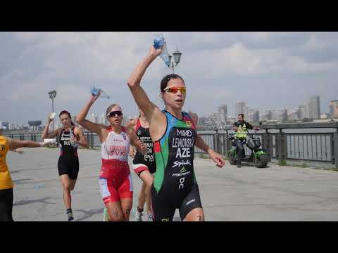 ETU SPRINT TRIATHLON EUROPEAN CHAMPIONSHIPS ELITE
