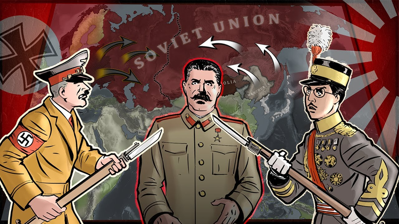 Why didn't Japan Attack the Soviet Union in World War 2?