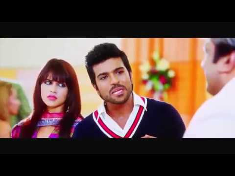 Ram Charan New Movie Orange 2017 In Hindi...