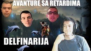 Avanture sa Retardima #10 - DELFINARIJA /w Odvaljotka thumbnail