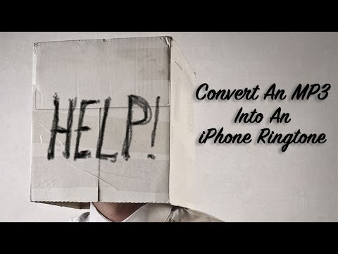 Convert MP3 Into iPhone Ringtone - Extract Audio from Video