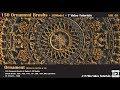 The best 150 Ornament Brush and 3D Models + 7 Video Tutorials-VOL 03