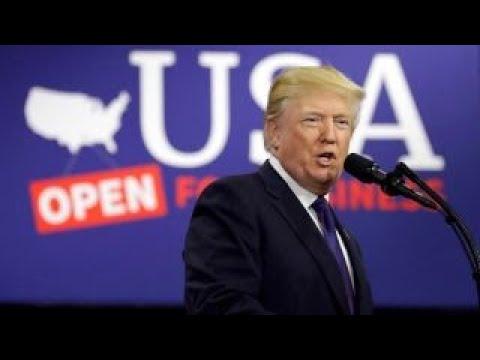 Trump seeking infrastructure help from Australian ambassador