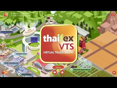 THAIFEX Virtual Trade Show 2021