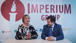 Imperium Club с Игорем Мининым: заслуженная артистка РФ Татьяна Александровна Судец