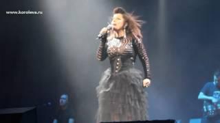 Наташа Королева - Я устала  (Хабаровск) живой звук ПРЕМЬЕРА!  окт.2016
