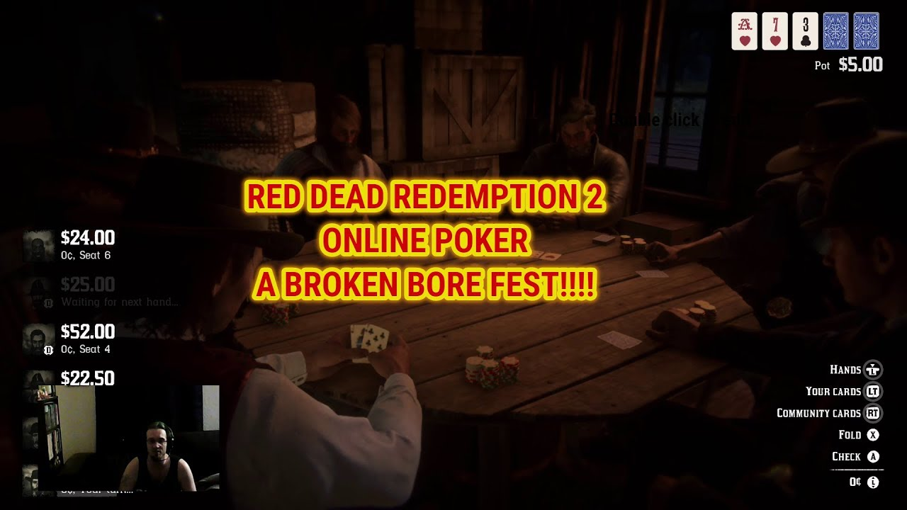 Red Dead  Online A Broken Bore Fest And Why
