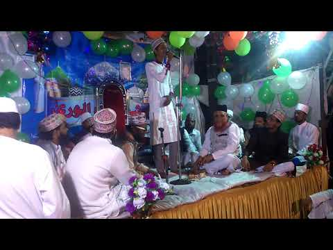 Indian best naat by Mudassir Hussain