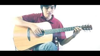 Kiss The Rain (Yiruma) - Guitar solo (Fignerstyle) - Guitar Cover Nguyễn Bảo Chương