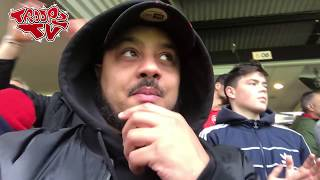 Manchester United 2-1 Arsenal | Matchday Vlog | So Proud Of The Mandem Today !!!
