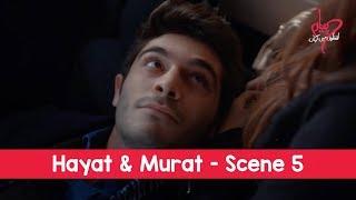 Pyaar Lafzon Mein Kahan Best Scenes 5 | Hayat & Murat
