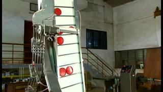 Lid Capping Machine with Cap Elevator