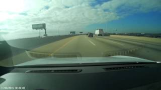 Tesla Autopilot Save  - Lane Changer