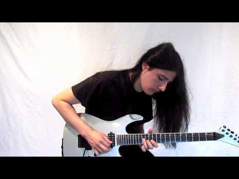 Jackson Pro Series Soloist Guitar Demo