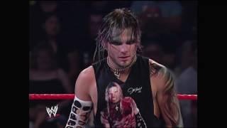 Jeff Hardy vs Raven RAW 01.13.03