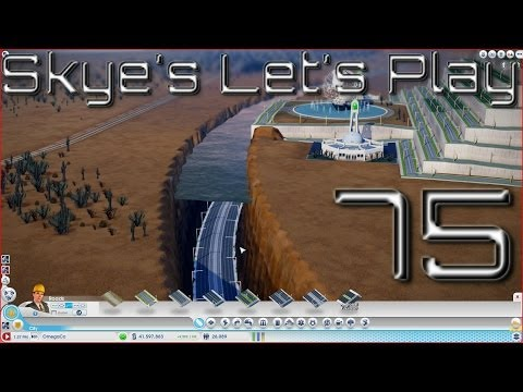 ★-simcity-5-(2013)-#75-►-how-to-create-water-features---skye's-let's-play-simcity