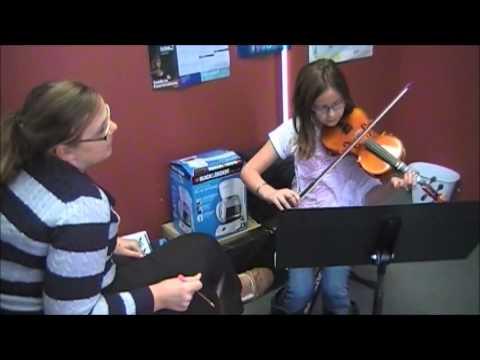 violin lessons georgetown