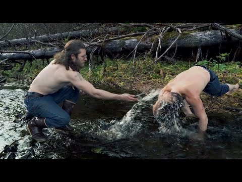 Brown Family Bush Bathing Rituals   Alaskan Bush People from YouTube · Duration:  1 minutes 8 seconds