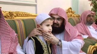 حفاظ العالم في ضيافة الشيخ السديس