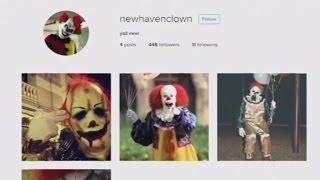 "Creepy clown ""sightings"" spreading nationwide fuels panic"