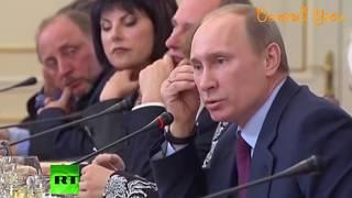 "Путин: ""За Путина голосует быдло"""