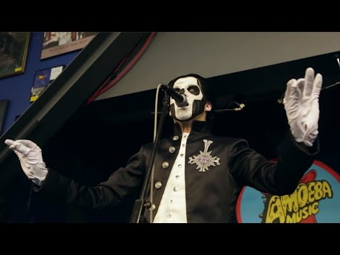 Ghost - Ghuleh / Zombie Queen (LIVE @ AMOEBA HOLLYWOOD 8-20-15)