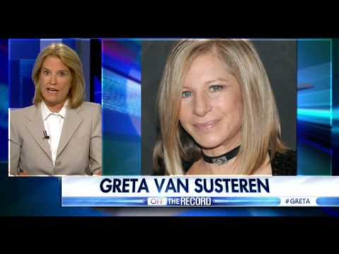 Greta Van Susteren Slammed Barbra Streisand's Threat to Flee the U.S. if Trump Wins